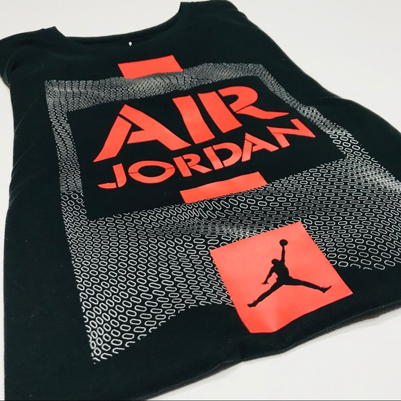 "5eb8aa7b28d5 Jordan Other - Jordan ""Retro 6 Infrared"" T-Shirt NWOT Mens Large"